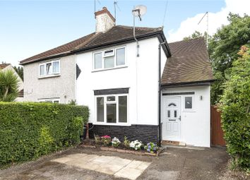 Thumbnail 3 bed semi-detached house for sale in Greenway, Pinner, Middlesex