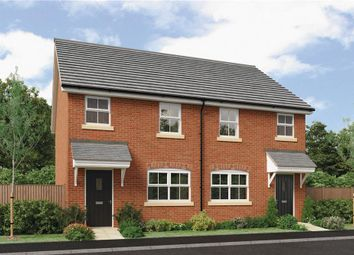 "Thumbnail 2 bedroom semi-detached house for sale in ""Beeley"" at Alfrey Close, Southbourne, Emsworth"