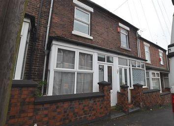 Thumbnail 2 bed terraced house to rent in Hazelhurst Street, Hanley, Stoke On Trent