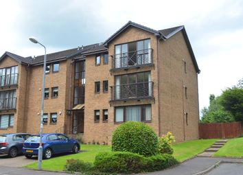 Thumbnail 2 bedroom flat for sale in Elderbank, Bearsden, East Dunbartonshire