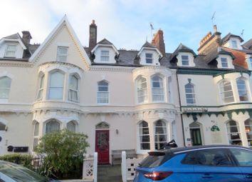 Thumbnail 8 bed terraced house for sale in Chapel Street, Llandudno