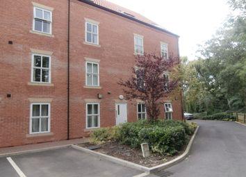 Thumbnail 2 bed flat to rent in Carolgate Court, Retford