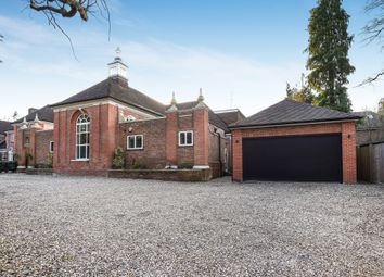 Thumbnail 4 bed detached house for sale in Bracken Hill Close, Off Woodside Walk, Northwood