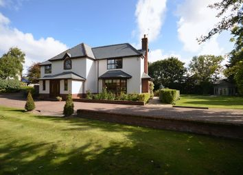 Thumbnail 4 bedroom detached house for sale in Hardhorn Road, Poulton-Le-Fylde