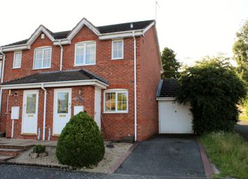 Thumbnail 2 bed semi-detached house for sale in Holly Drive, Ryton On Dunsmore, Coventry