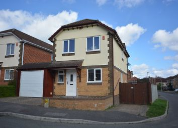 Thumbnail 3 bed detached house for sale in Lytchett Drive, Broadstone