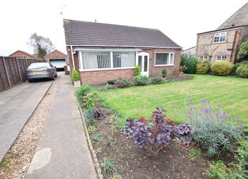 Thumbnail 3 bedroom detached bungalow for sale in Earlsgate, Winterton, Scunthorpe
