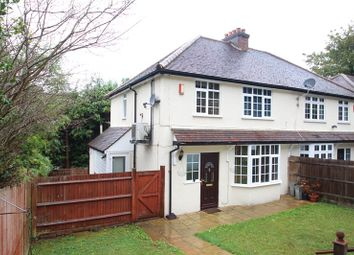 Thumbnail 3 bed semi-detached house for sale in Court Bushes Road, Whyteleafe