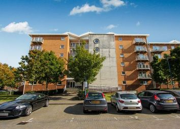 Thumbnail 1 bedroom flat for sale in Geneva House, Penstone Court, Century Wharf, Cardiff Bay