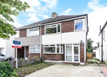 Thumbnail 3 bedroom semi-detached house to rent in Lulworth Drive, Pinner, Middlesex