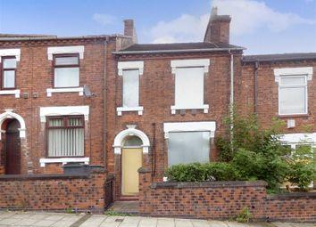 Thumbnail 2 bedroom terraced house for sale in Gilman Street, Hanley, Stoke-On-Trent