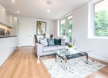Thumbnail 1 bed flat for sale in Barnett Wood Lane, Leatherhead