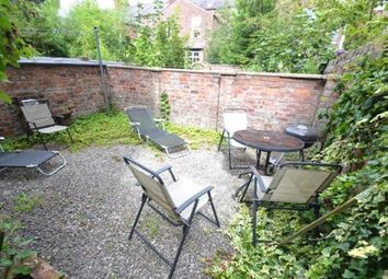 Thumbnail 2 bed flat for sale in Keppel Road, Manchester