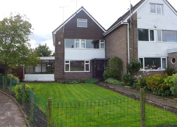 Thumbnail 3 bed semi-detached house for sale in Jacquard Close, Fenside, Coventry