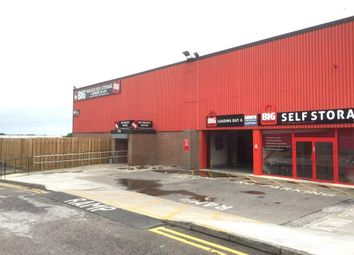 Thumbnail Warehouse for sale in Birkenhead CH49, UK