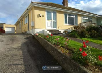 Thumbnail 3 bed bungalow to rent in Penvale Crescent, Penryn