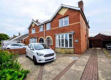 Thumbnail 4 bed semi-detached house for sale in Kenwick Road, Louth, Lincolnshire