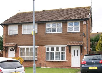 Thumbnail 2 bed semi-detached house to rent in Ashcroft Close, Walsgrave, Coventry