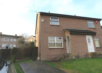 Thumbnail 3 bed semi-detached house for sale in Solva Close, Barry
