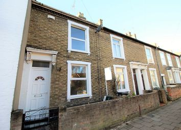 Thumbnail 3 bed terraced house to rent in Western Street, Bedford