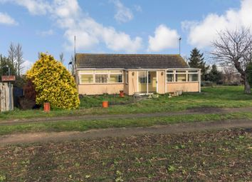 Thumbnail 3 bed bungalow for sale in The Bungalow, Brickmakers Arms Lane, March