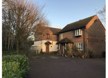 Thumbnail 3 bed link-detached house for sale in Swans Ghyll, Forest Row