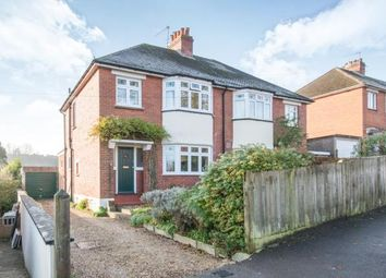 Thumbnail 3 bedroom semi-detached house for sale in Stanmore Lane, Winchester