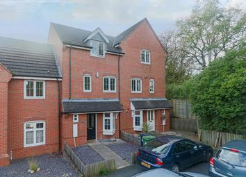 Thumbnail 4 bed town house for sale in Evesham Road, Crabbs Cross, Redditch