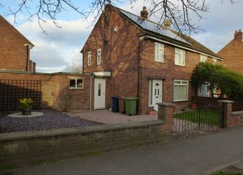 Thumbnail 3 bed semi-detached house for sale in St. Michaels Avenue, Wisbech