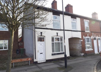 Thumbnail 3 bedroom terraced house for sale in Dalkeith Street, Walsall