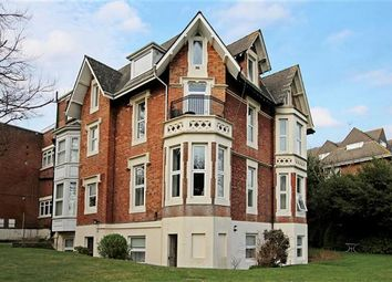 Thumbnail 3 bed flat for sale in Staunton House, Exeter Park Road, Bournemouth