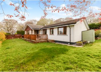 Thumbnail 5 bed detached bungalow for sale in Cradlehall Park, Inverness