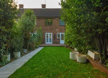 Thumbnail 3 bed terraced house to rent in Keslake Road, London