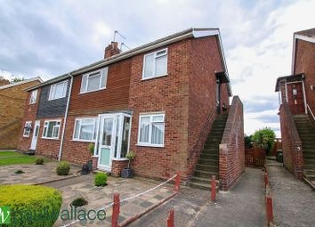 Thumbnail 2 bed maisonette for sale in Woodcote Close, Cheshunt, Waltham Cross