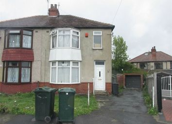 Thumbnail 3 bed semi-detached house for sale in Mayo Crescent, Bradford, West Yorkshire