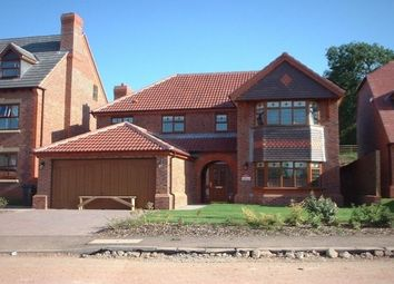 Thumbnail 4 bed detached house to rent in Cawdell Drive, Loughborough