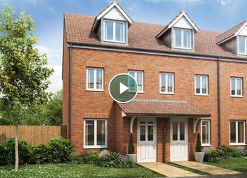 Thumbnail 3 bedroom semi-detached house for sale in Plot 90 Souter Lth, Cardea, Peterborough