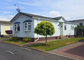Thumbnail 2 bed mobile/park home for sale in Severn Bank Park, Stourport-On-Severn