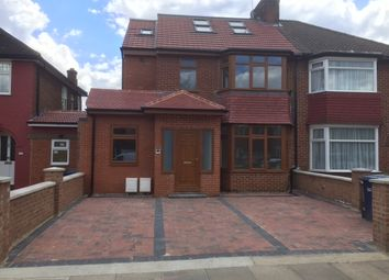 Thumbnail 3 bed flat for sale in Pennine Drive, London
