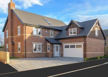 Acklington, Morpeth NE65. 4 bed detached house for sale