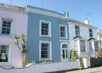 Thumbnail 3 bed terraced house to rent in Harbour Terrace, Falmouth
