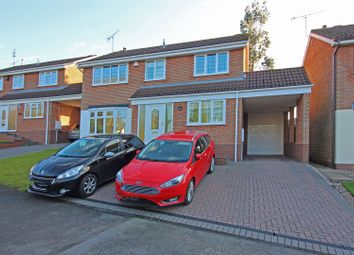 Thumbnail 4 bedroom detached house for sale in Horton Close, Dudley