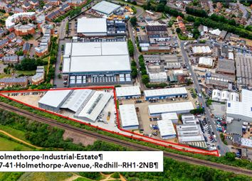 Thumbnail Light industrial for sale in Holmethorpe Avenue, Redhill