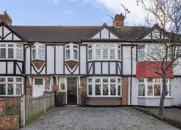 Thumbnail 3 bed terraced house for sale in Barnfield Avenue, Kingston Upon Thames