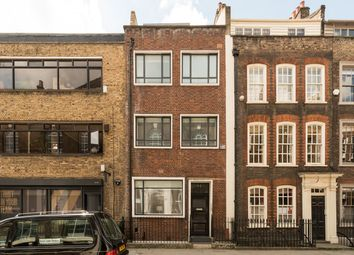 Thumbnail 3 bed terraced house for sale in Fournier Street, London
