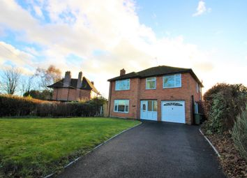 Thumbnail 4 bed detached house to rent in Church Lane, Wem, Shrewsbury