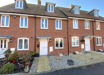 Thumbnail 3 bed town house for sale in Hedley Way, Hailsham, East Sussex