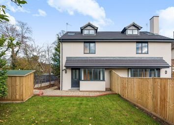 Thumbnail 3 bed semi-detached house for sale in Davenant Road, Oxford