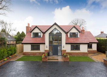 Thumbnail 4 bed detached house for sale in Greenlands Grove, Fulwood, Preston