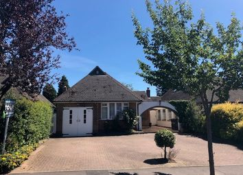 Thumbnail 4 bed detached bungalow to rent in Bennett Road, Sutton Coldfield